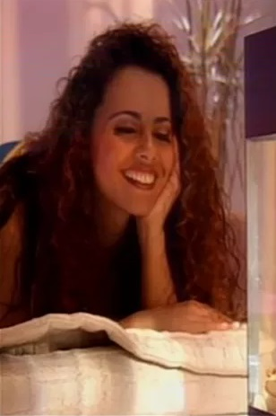 Viviane Araújo venceu o concurso 'Garota Fantástico' (Foto: reprodução/Globo)
