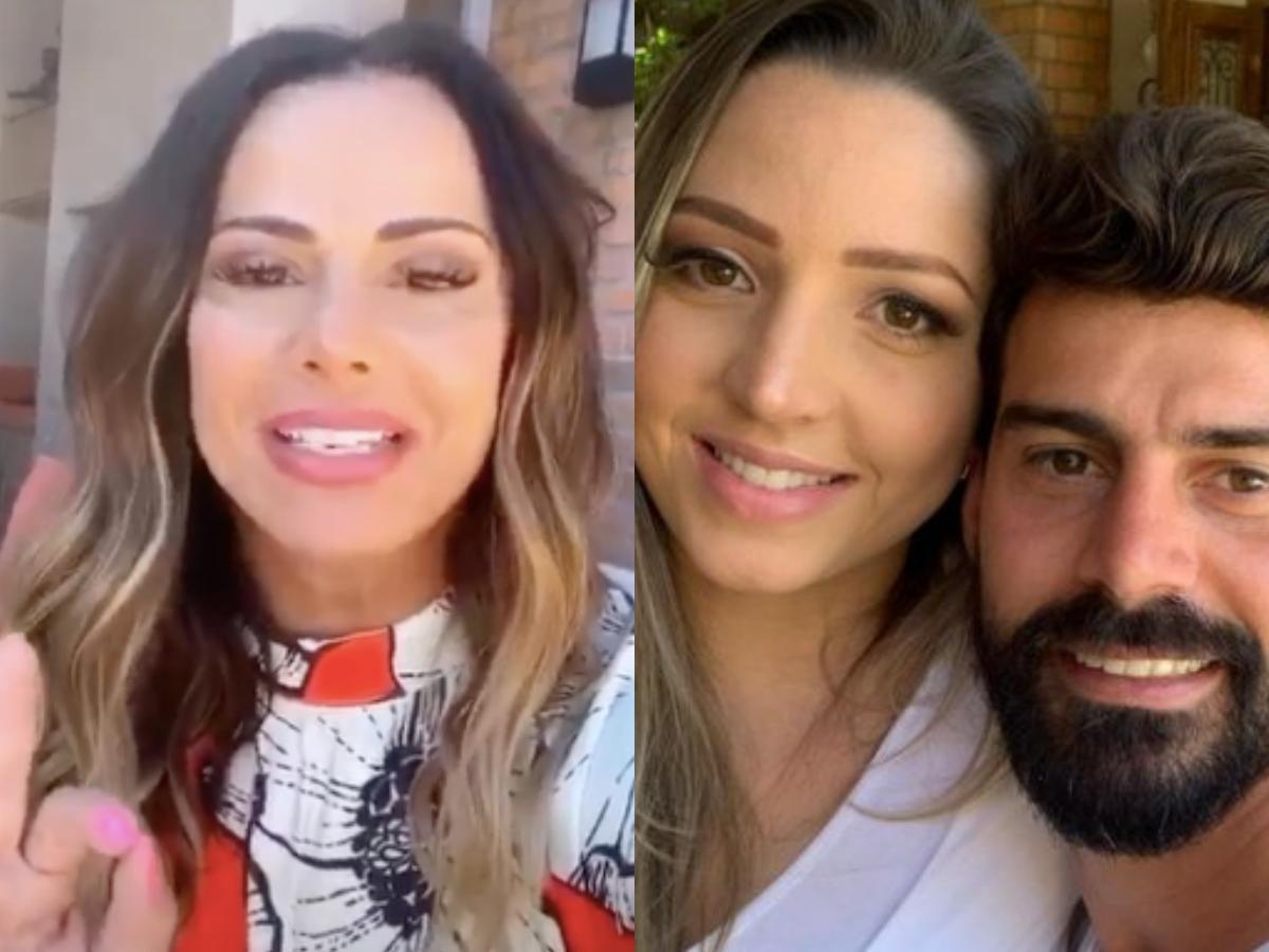 Viviane Araújo processo atual esposa de ex-marido (Foto: Reprodução/Montagem TV Foco)
