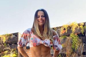 Viviane Araújo posta foto ousada (Foto: Reprodução)