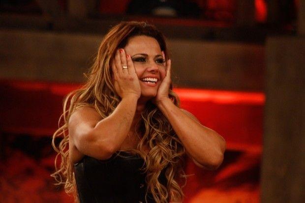 Viviane Araújo foi a grande vencedora de 'A Fazenda 5' (Foto: reprodução/Record)