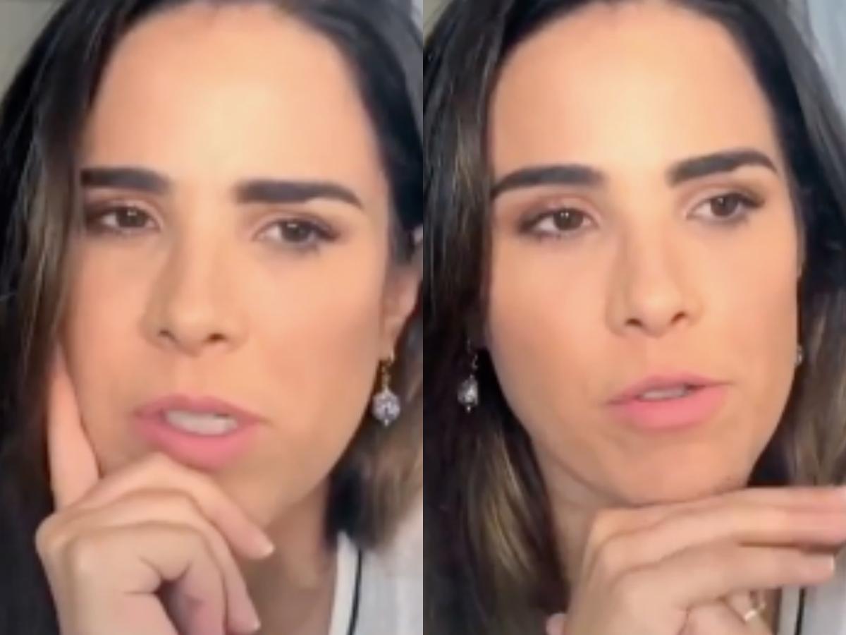 A cantora e empresária, Wanessa Camargo (Foto: Reprodução/Instagram/Montagem TV Foco)