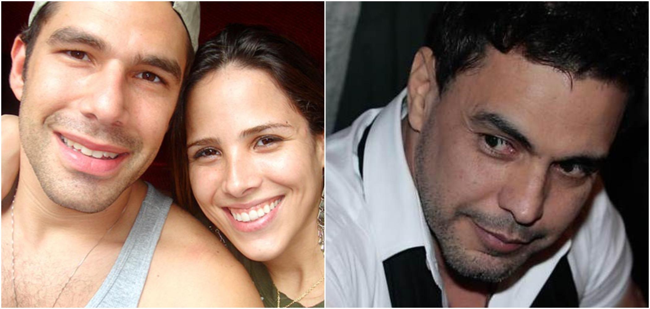 Wanessa Camargo, filha de Zezé, ao lado do marido, Marcus Buais (Reprodução)