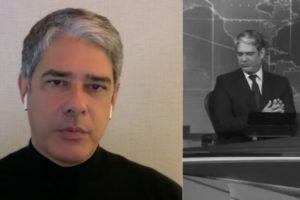 William Bonner participou do Conversa Com Bial (Foto: Reprodução/TV Globo)