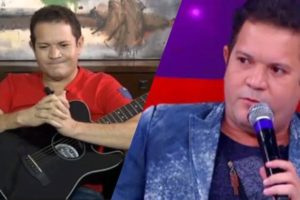 Ximbinha sofre novas acusações de cantora(Montagem: TV Foco)