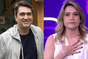 Fernanda Gentil reage a notícia sobre Zeca Camargo - Foto: Reprodução