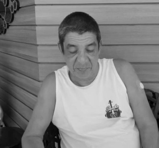 Zeca Pagodinho lamenta trágica morte de amigo
