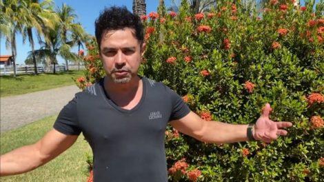 Zezé di Camargo fala sobre situação da dupla com relação ao coronavírus