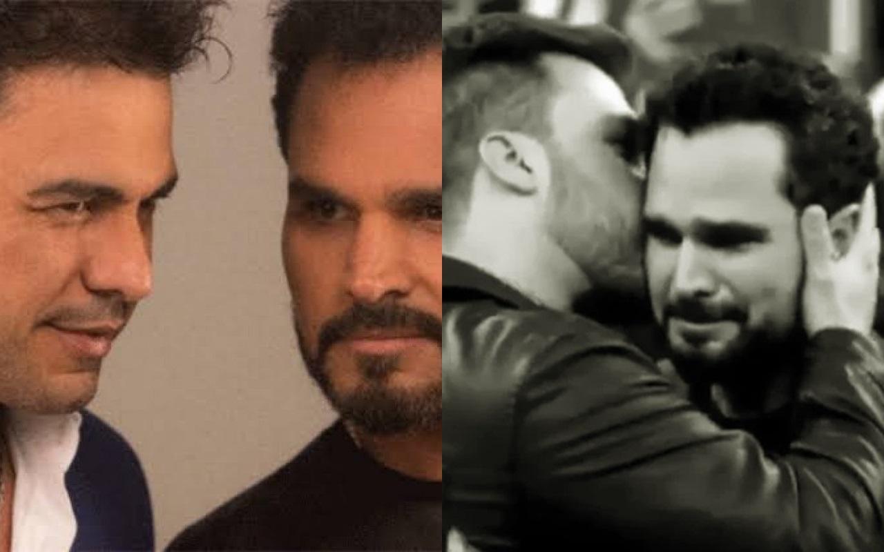 Zezé di Camargo e Luciano sofrem com tragédia profissional (Foto: reprodução)