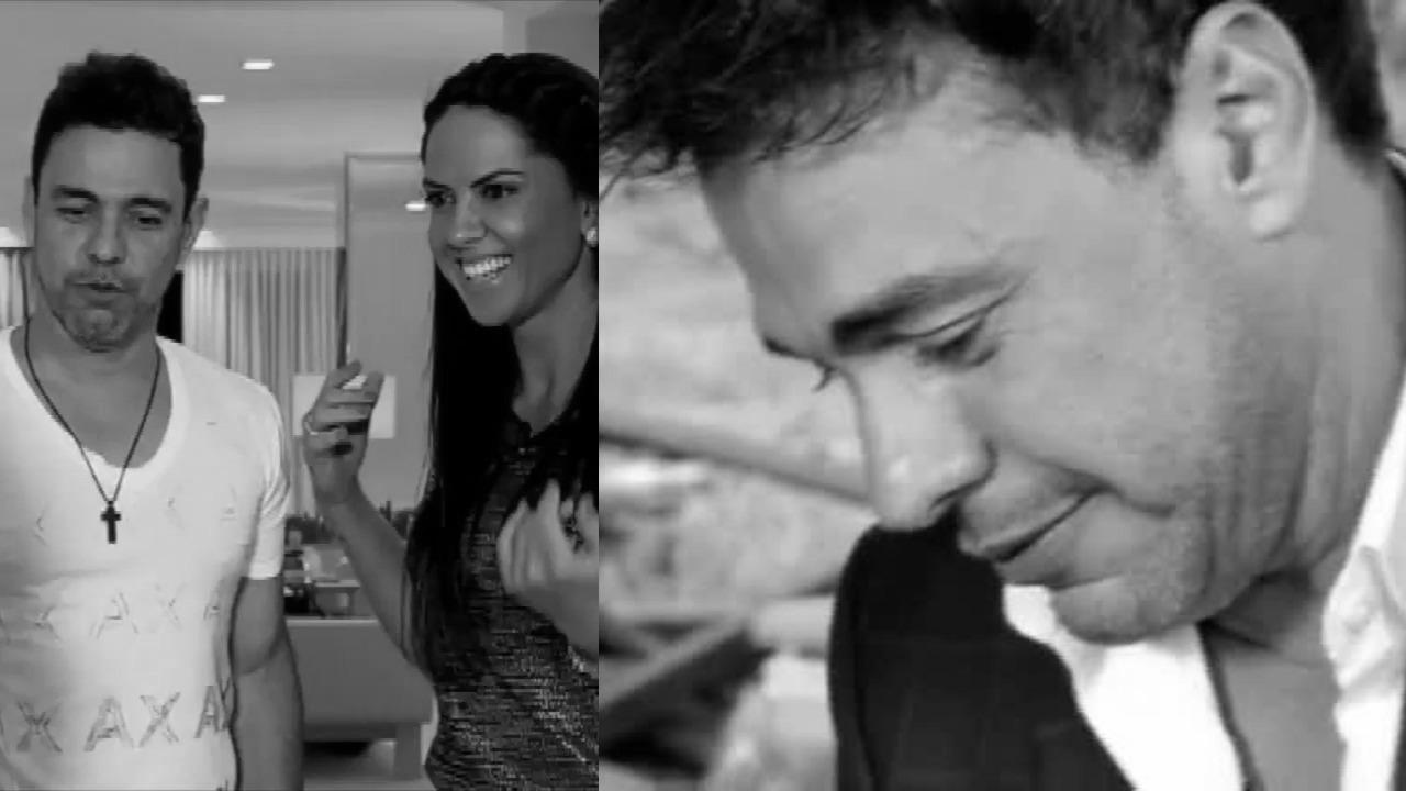 Zezé Di Camargo e Graciele Lacerda precisarão adiar sonho (Foto: Reprodução/Instagram)