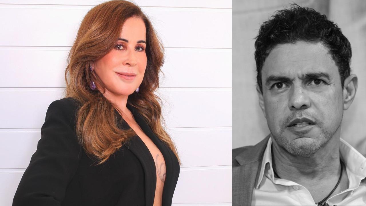Zilu foi casada com Zezé Di Camargo (Foto: Reprodução/Instagram/AgNews)