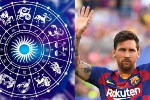 A quarta (24) é marcada pelo aniversário do jogador Lionel Messi. O atacante do Barcelona é do signo de Câncer (Foto: Reprodução)