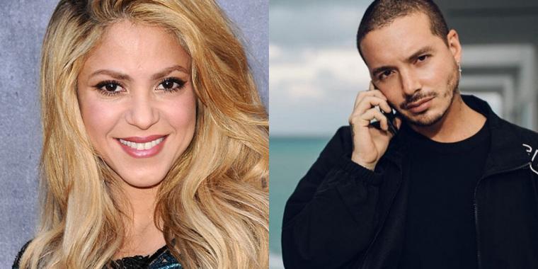 J Balvin debocha de Shakira e é detonado na web (Foto: Reprodução)