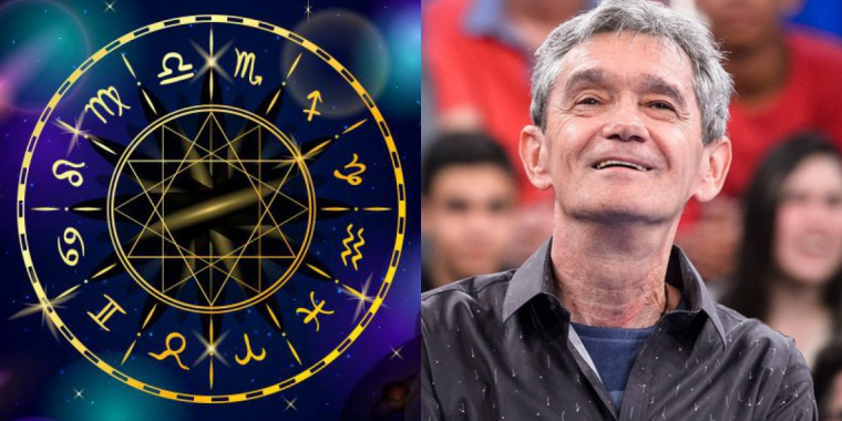 A segunda (29) é marcada pelo aniversário do jornalista e apresentador Serginho Groisman, que é do signo de Câncer (Foto: Reprodução)