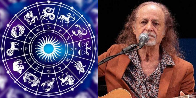 A quarta (01) é marcada pelo aniversário do cantor Alceu Valença, que é do signo de Câncer (Foto: Reprodução)