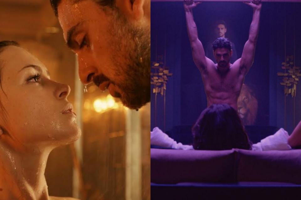 Ator de 365 DNI revela detalhe do filme e fala sobre cenas de sexo realistas (Foto: Reprodução)