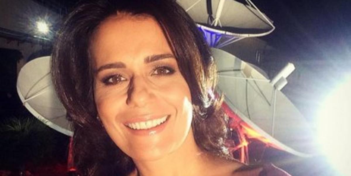 Adriana Araújo já tem novo trabalho na Record definido (Foto: Reprodução)