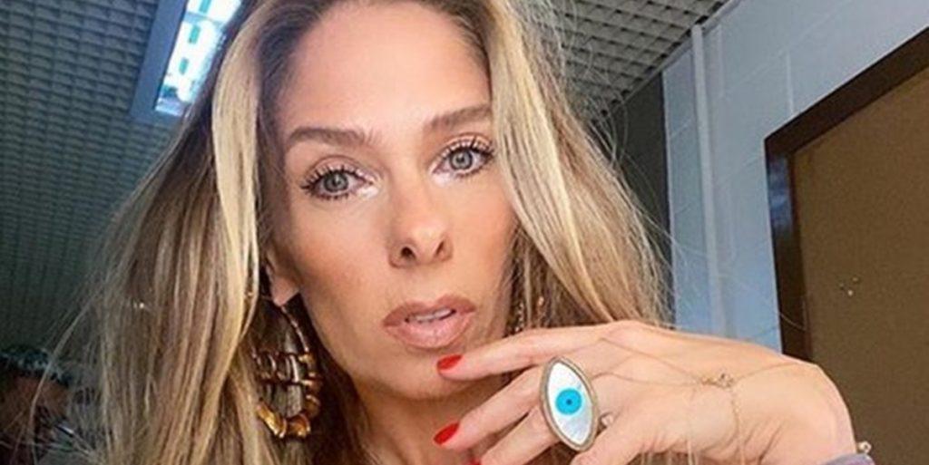 Adriane Galisteu irá trabalhar mais uma vez junto com Jô Soares (Foto: Reprodução)