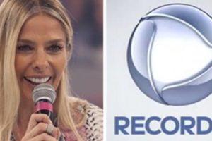 Adriane Galisteu apresentará o Power Couple na Record TV (Foto: Reprodução)