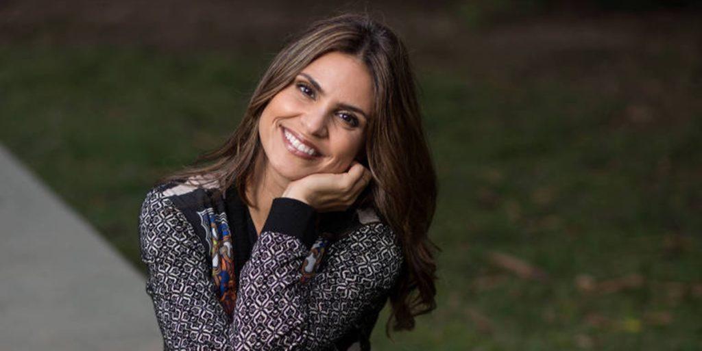 Aline Barros encantou os fãs ao exibir foto da sua nova filha (Foto: Reprodução)