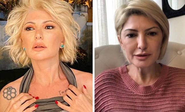 Chico Anysio: Antonia Fontenelle fez desabafo após ser processada por entrevista em seu canal no YouTube (Foto: Montagem)