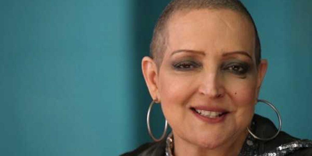Atriz Morreu no ano de 2015 após luta contra câncer (Foto: Reprodução)