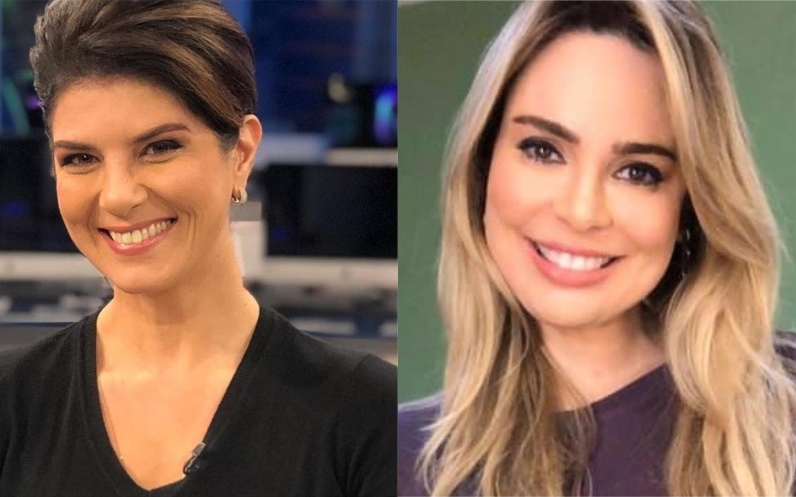 Mariana Godoy e Rachel Sheherazade (Foto: Divulgação)