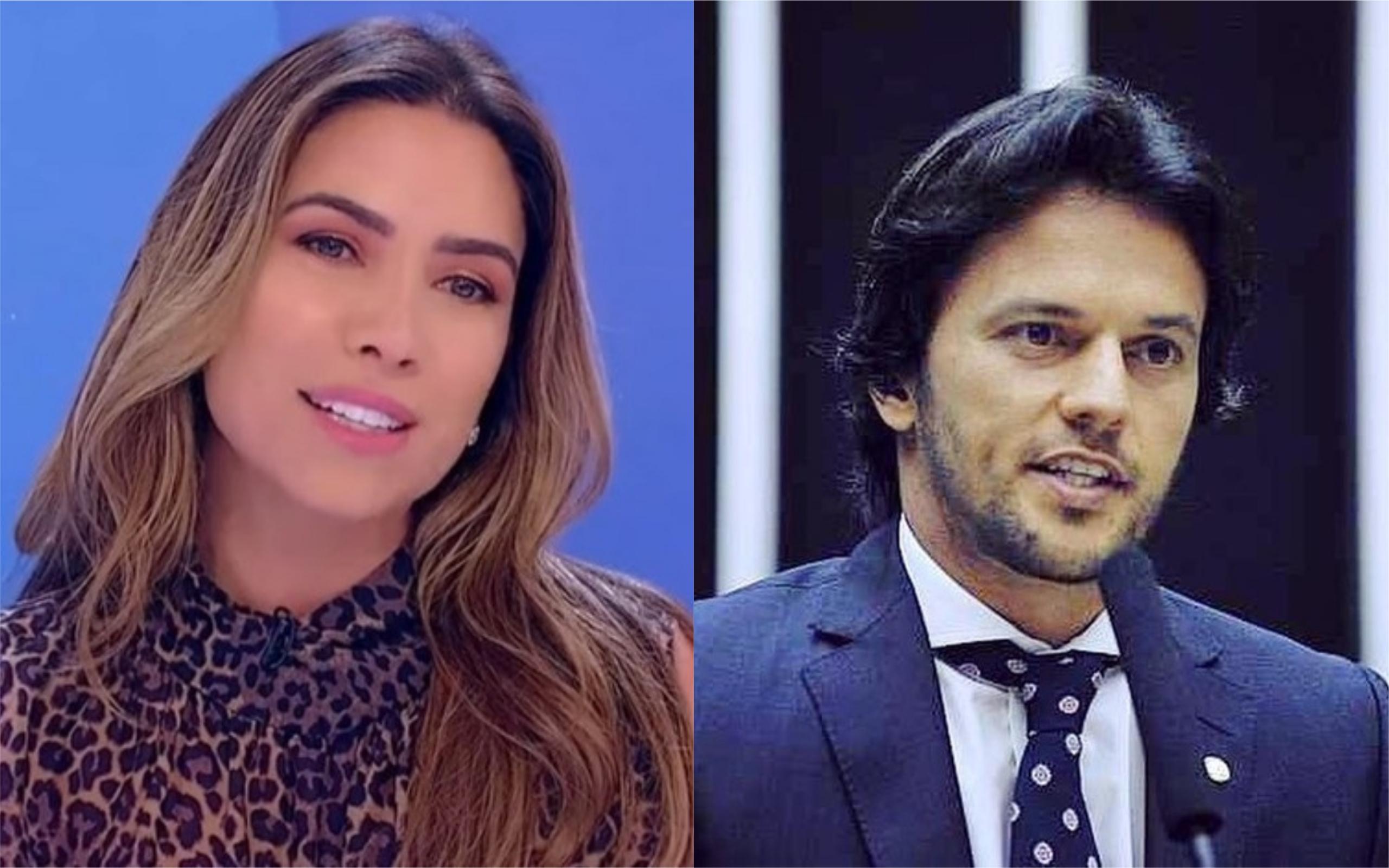 Patricia Abravanel e seu marido, Fabio Faria (Foto: Divulgação)