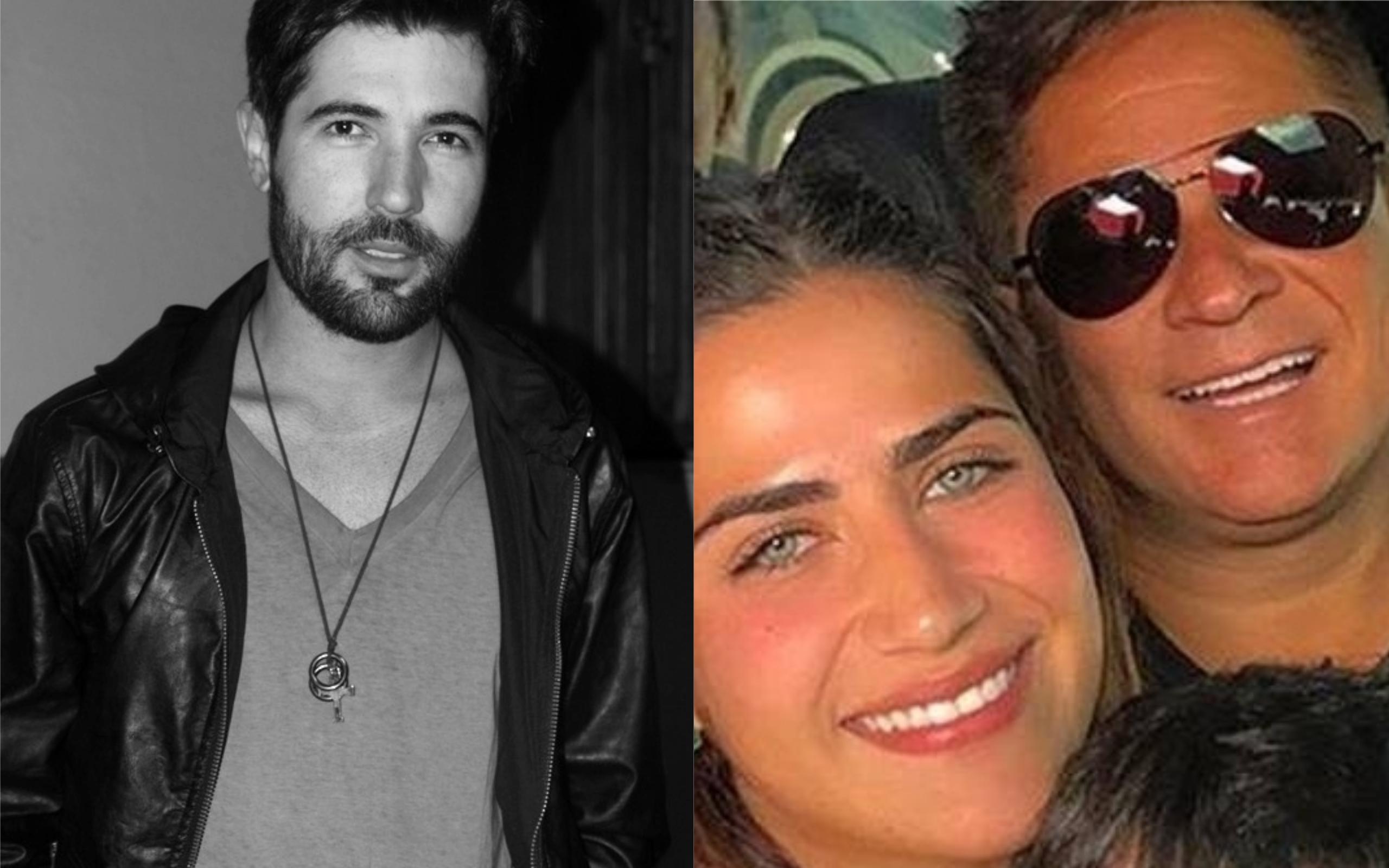 Sandro Pedroso, Jessica Costa e Leonardo (Foto: Divulgação)