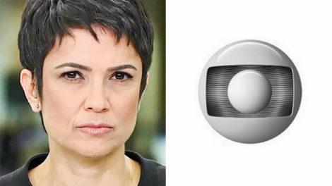 Sandra Annenberg é jornalista da Globo (Foto: Divulgação)
