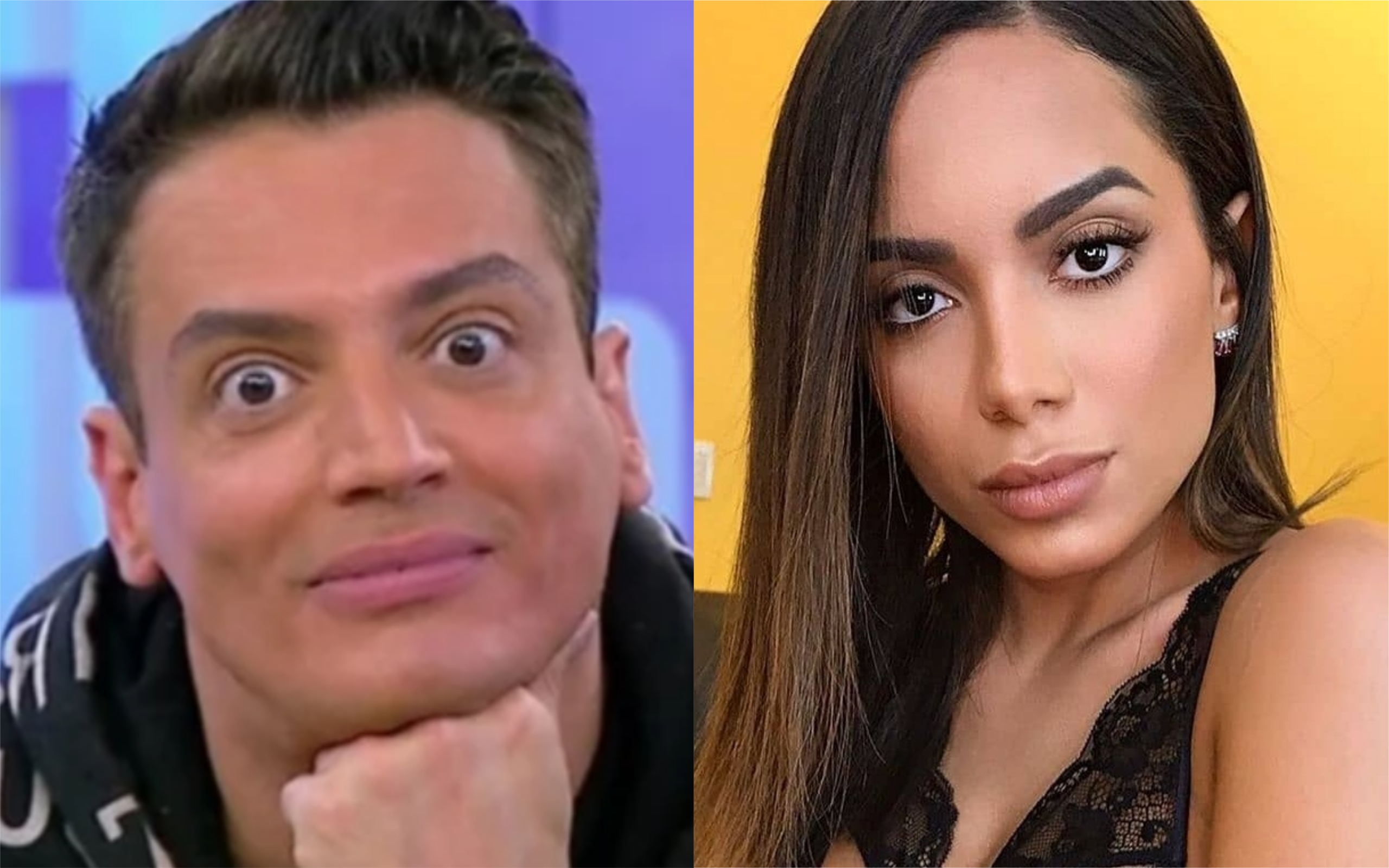 Leo Dias voltou a atacar Anitta e deu o que falar (Foto: Divulgação)