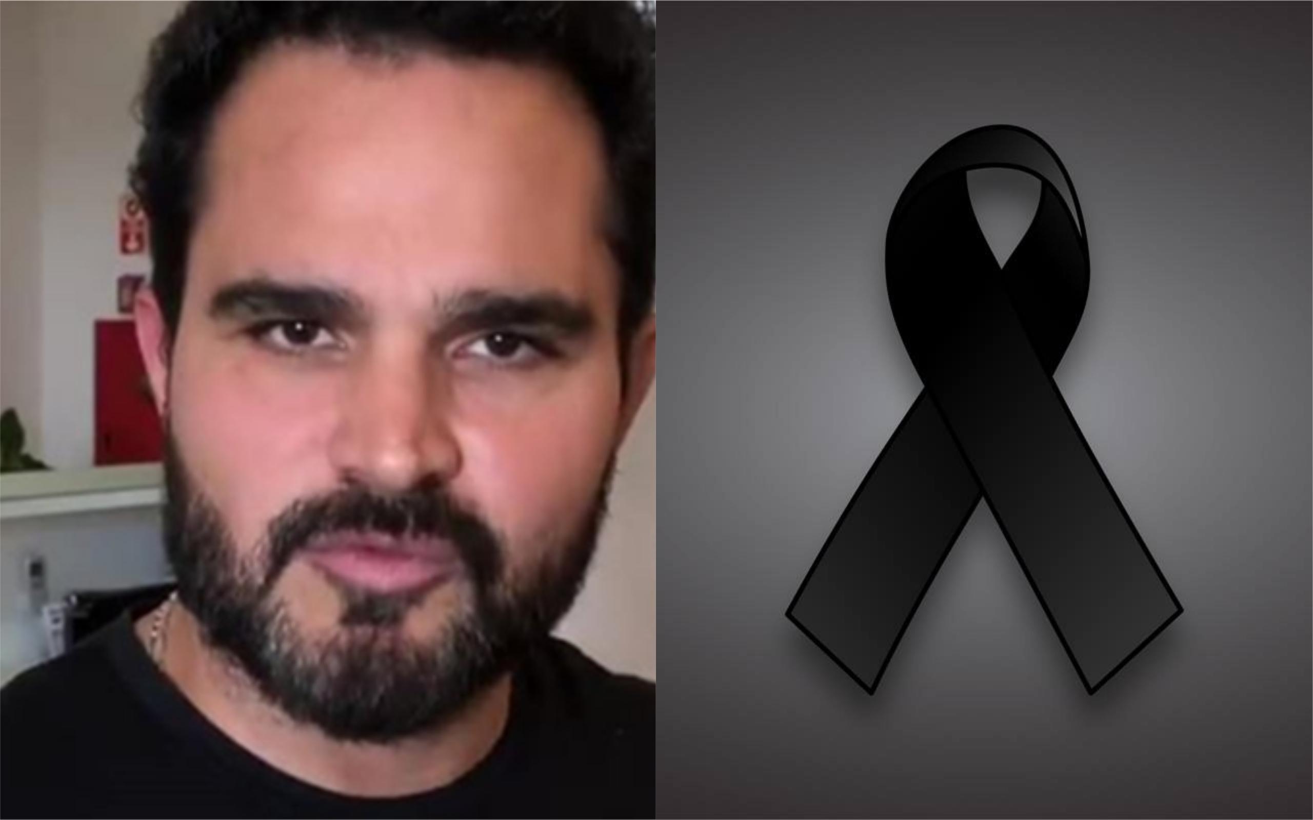 O cantor Luciano Camargo (Foto: Divulgação)