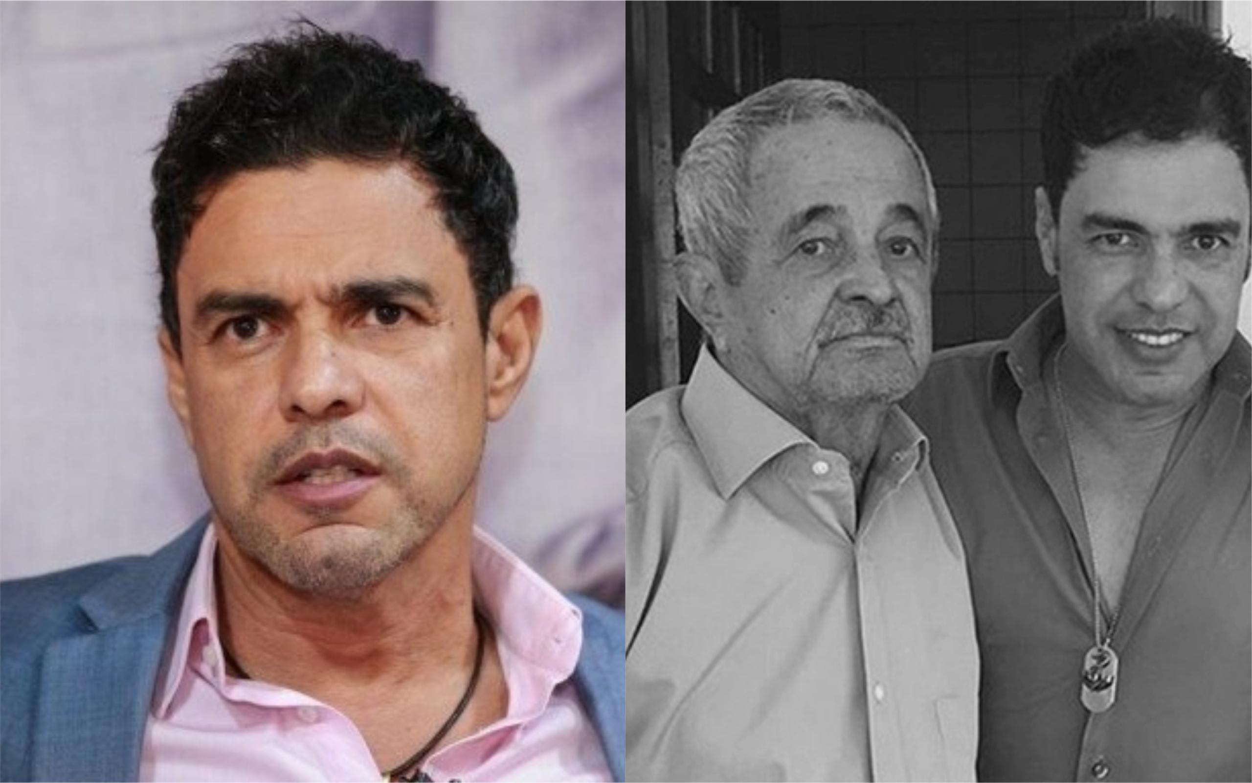 Zezé di Camargo mostrou a verdade sobre seu pai, Francisco (Foto: Divulgação / TV Foco)