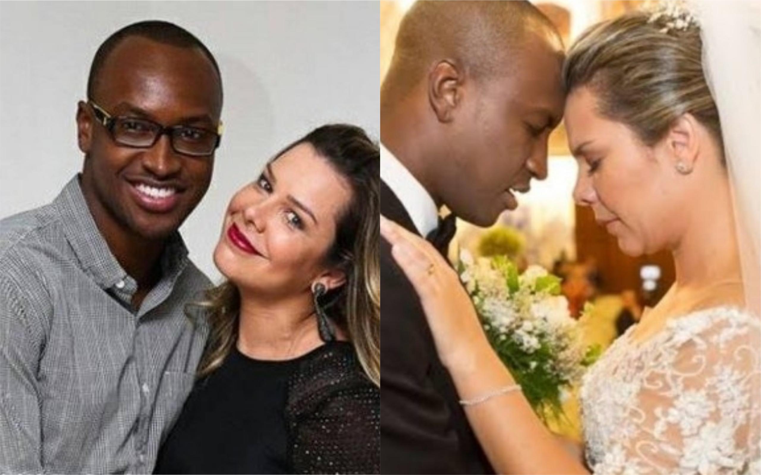 Fernanda Souza e Thiahuinho já foram casados (Foto: Divulgação)