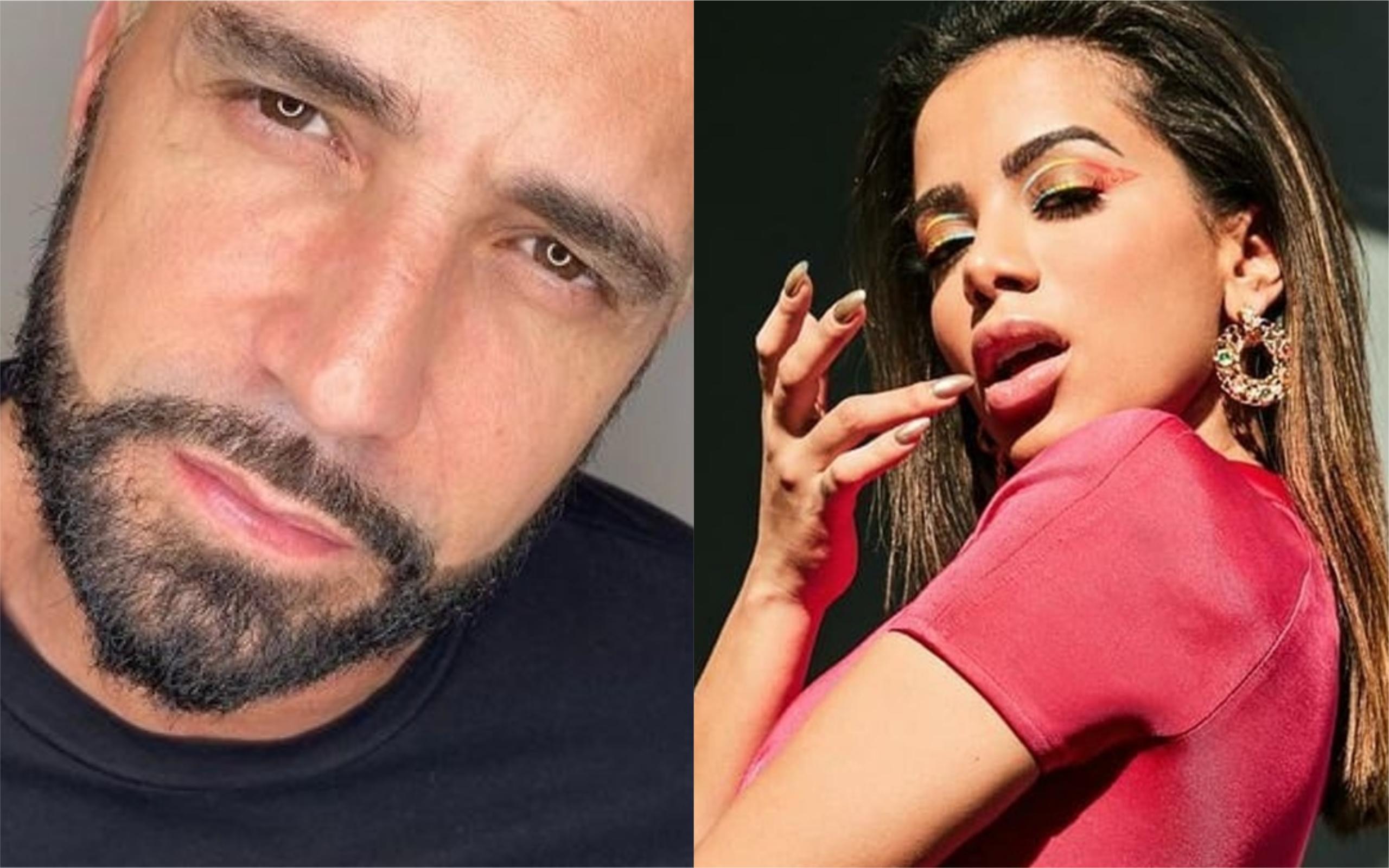 Latino detonou Anitta (Foto: Divulgação)