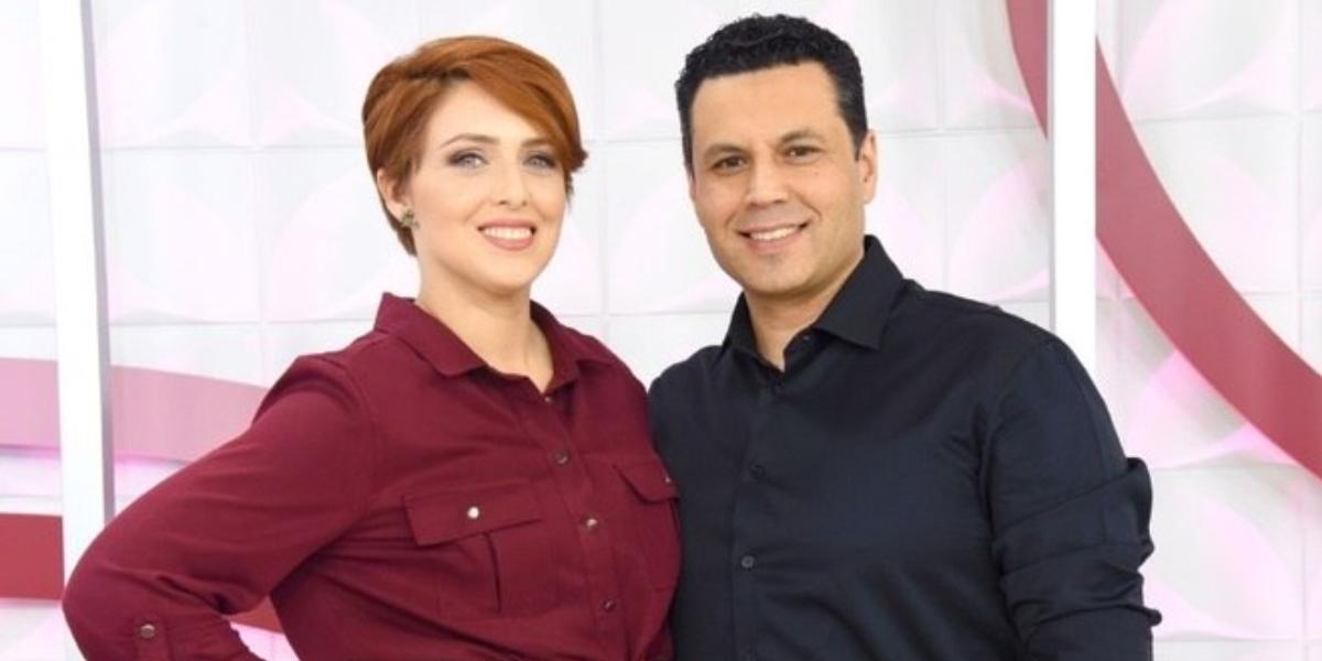 Cristiane Cardoso e Renato Cardoso (Foto: reprodução)