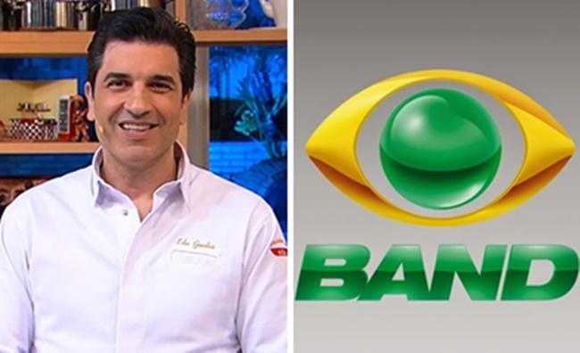 Edu Guedes está na mira da Band (Foto: Montagem/TV Foco)