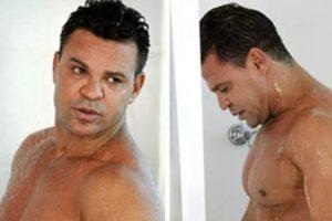 Eduardo Costa revelou desejo de atuar em filme para adultos (Foto: Montagem/TV Foco)