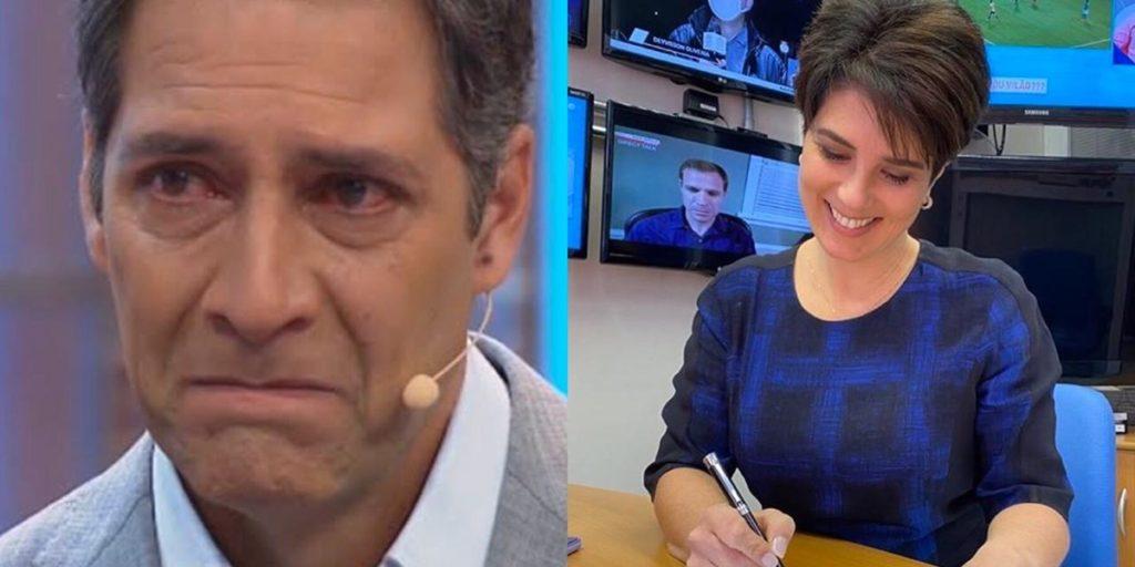 Ernesto Lacombe, Mariana Godoy