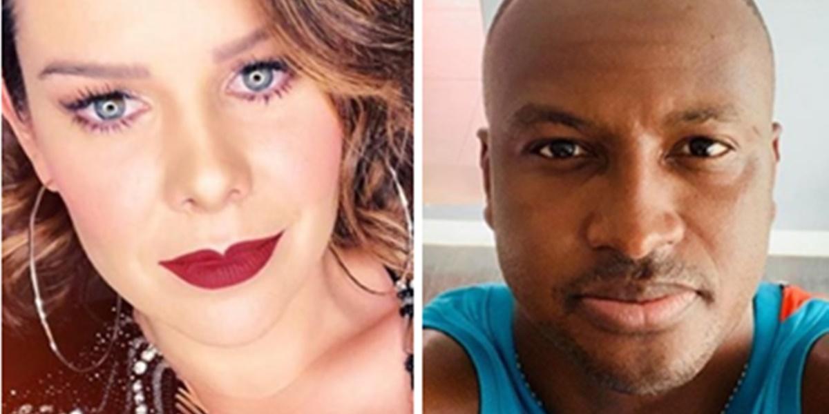 Fernanda Souza se mostrou preocupada com o ex-marido Thiaguinho após comunicado avassalador (Foto: Montagem/TV Foco)
