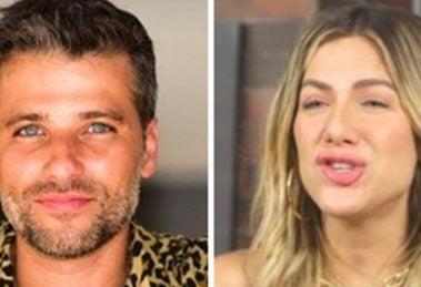 Bruno Gagliasso e Giovanna Ewbank expõe intimidade em vídeo (Foto: Montagem/TV Foco)