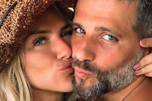Giovanna Ewbank ao lado do marido Bruno Gagliasso (Foto: Reprodução)