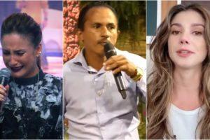 """Manoel Gomes, do hit """"Caneta Azul"""", desbancou Claudia Leitte e Paula Fernandes com live. (Foto: Montagem/Reprodução)"""
