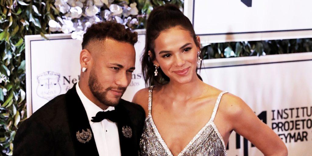 Neymar e Bruna Marquezine já tiveram um relacionamento. (Foto: Divulgação)