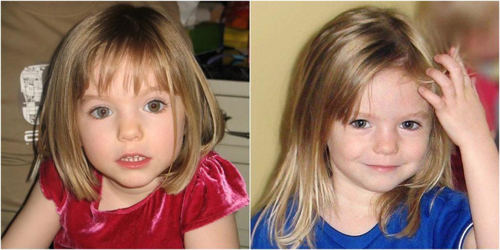 Madeleine McCann está desaparecida há 13 anos. (Foto: Montagem/Reprodução)