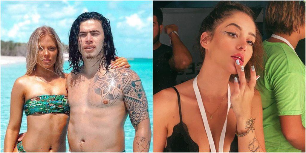 Após separação com Luisa Sonza, Whindersson Nunes estaria interessado em Thaylise Pivato. (Foto: Montagem/Reprodução)