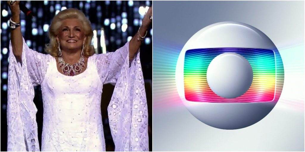 Globo exibirá série sobre Hebe Camargo. (Foto: Montagem/Reprodução)