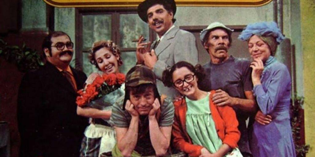 Elenco de Chaves teria animado festa de Pablo Escobar. (Foto: Reprodução)