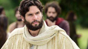 Dudu Azevedo protagoniza a novela Jesus. (Foto: Divulgação)