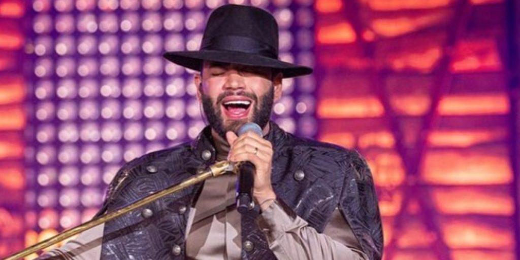 Gusttavo Lima fez sucesso com live. (Foto: Reprodução)