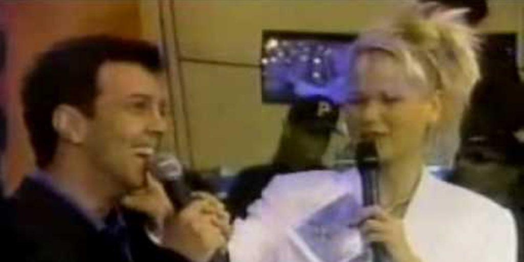 Xuxa e José Augusto eram grandes amigos (Foto: Reprodução)